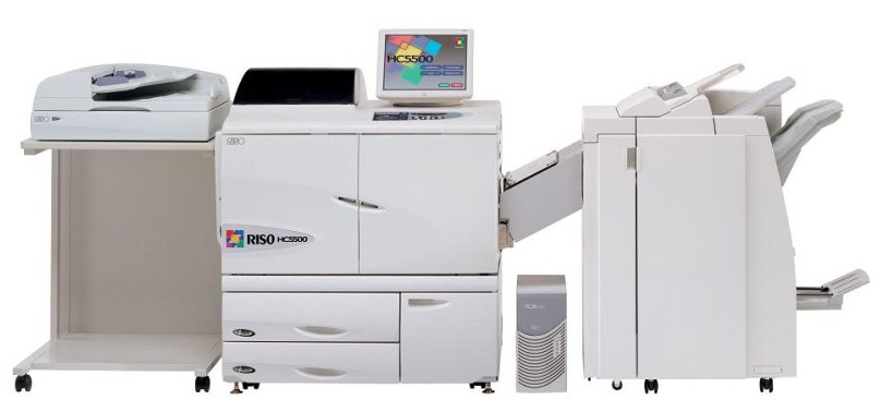 HC5500 - a lower cost alternative to ComColor series