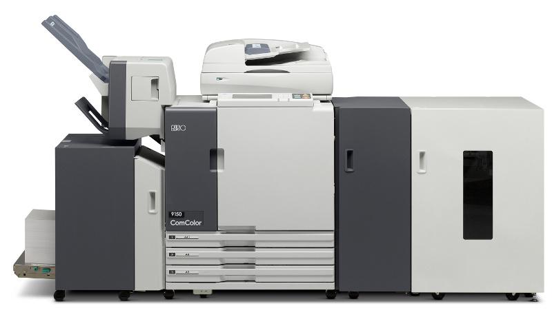 ComColor 9050: World's fastest full-colour, sheet-fed inkjet printer
