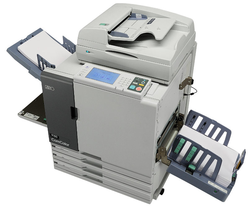 ComColor 9150: World's fastest full-colour, sheet-fed inkjet printer
