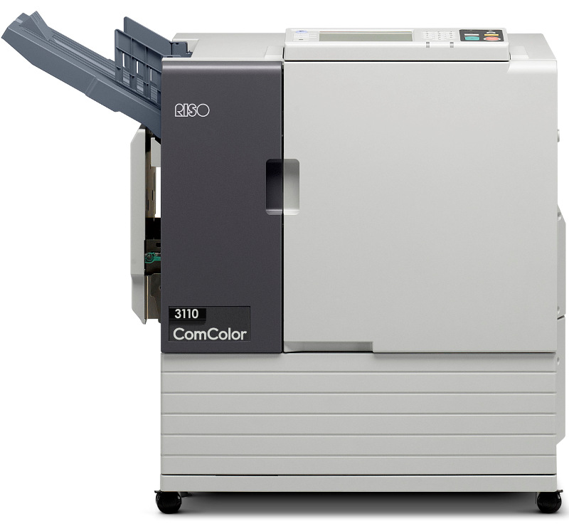 ComColor 3110:Entry level ComColor